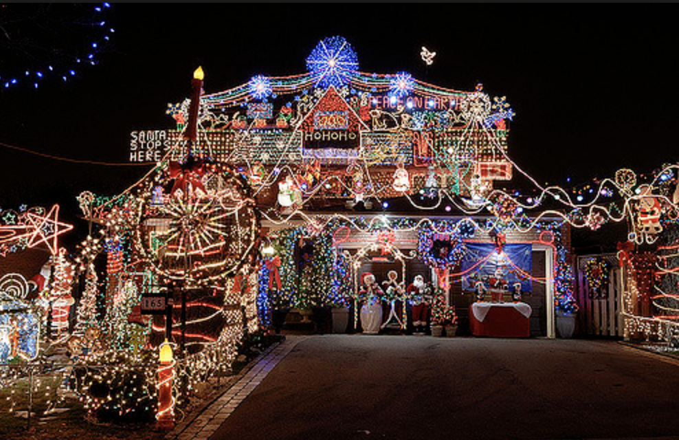 Christmas Light Displays.True Cost Of Christmas Light Displays Amir Aleks Realty Team
